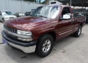 Chevrolet silverado 2001 rojo 238806 kms cars