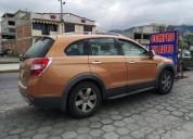 Chevrolet captiva 2008 130000 kms cars