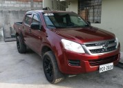 Flamante camioneta dmax 4x4 ano 2016 73000 kms cars