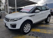 Range rover evoque 2017 4wd 10000 kms cars
