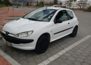 Peugeot 206 xrs 1 4 ano 2006 187856 kms cars