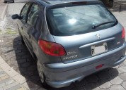 Peugeot 206 10000 kms cars