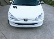 Vendo peugeot 206 berlina xr premium 128000 kms cars