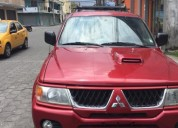 Mitsubishi montero sport 4x4 a diesel 250000 kms cars