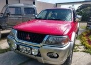 Flamante montero sport 2002 full 250000 kms cars