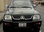 Se vende mitsubishi doble cabina 166727 kms cars
