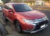 Mitsubishi outlander 2016 59670 kms cars