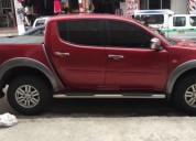 Vendo camioneta misubishi 2009 full 185000 kms cars