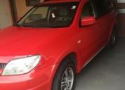 Vendo mitsubishi outlander 2007 unico dueno 165000 kms cars