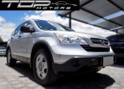 Honda crv 2009 77 impecable 77000 kms cars