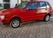 Flamante fiat uno fire 2006 300000 kms cars