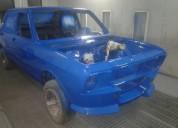 Vendo proyecto de restauracion cars