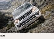 Volkswagen amarok 4x2 merquiauto cars