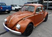 Volkswagen Escarabajo 1992 50000 kms
