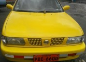 Se vende taxi nissan sentra cars