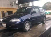 Se vende carro suzuki 2 negociable cars