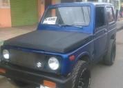 Suzuki samurai en excelente estado modelo 1986 5000 kms cars
