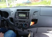 Vendo toyota hilux ano 2010 166000 kms cars