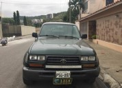 toyota land cruiser 96 4x4 3 filas 200000 kms cars