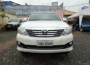 Toyota aut fortuner ta 2 7 5p 4x4 2013 74000 kms cars