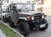 toyota land cruiser jeep 4x4 como nuevo 92713 kms cars