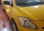 taxi con puesto cars