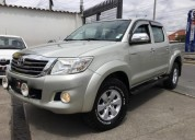 Toyota hilux 4x4 gasolina impecable 70924 kms cars