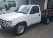 Toyota stout 2002 125863 kms cars