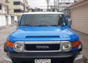 Toyota fj cruiser 120000 kms cars