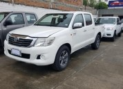 Toyota hilux 2013 109542 kms cars