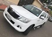 Toyota hilux 2014 c d 65000 kms cars