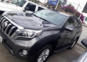 toyota land cruiser prado 2017 24000 kms cars