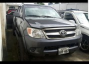 Toyota 4x4 a diesel 190000 kms cars