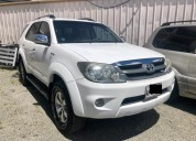 Toyota fortuner 2008 4 0 140000 kms cars