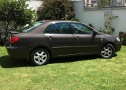 Toyota corolla 2005 limited edition 1 8l 198000 kms cars