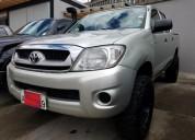 Toyota hilux 2011 4x4 turbo diesel full 160000 kms cars