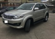 Toyota fortuner 2013 manual 83300 kms cars