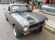 Datsun 1200 ano 74 muy bien conservada cars