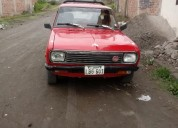 Nissan 1200 ano 77 23728 kms cars