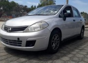 Nissan tiida 2012 aire acondicionado 120000 kms cars