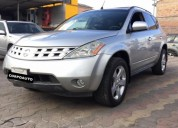 Nissan murano 2005 128125 kms cars