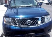 Vendo nissan phatfinder 75000 kms cars