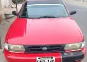 Vendo lindo nissan sentra 94 con ac 100000 kms cars