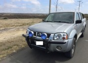 Nissan frontier 2006 doble cabina 4x4 3 0 280000 kms cars