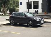 Nissan qashqai exclusive 2 0 2016 automatico 4x4 47000 kms cars