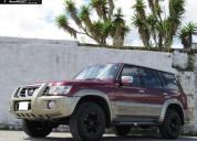 Nissan patrol grx 4x4 2005 gasolina 200000 kms cars