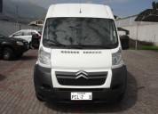 Citroen jumper iii hdi 2014 112000 kms cars