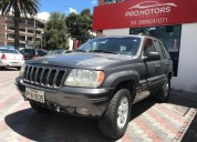 jeep grand cherokee limited 2002 208000 kms cars