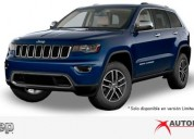 Grand cherokee laredo 4x4 ta azul autofenix cars