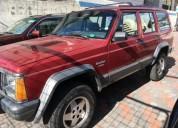 jeep cherokee laredo 4x4 ano 1996 383000 kms cars